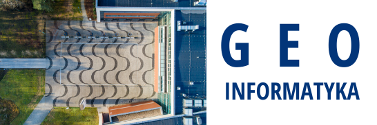 Geoinformatyka baner 2020