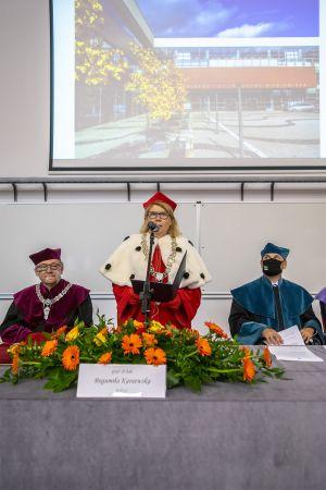 Nadnotecki Instytut UAM w Pile zainaugurował rok akademicki
