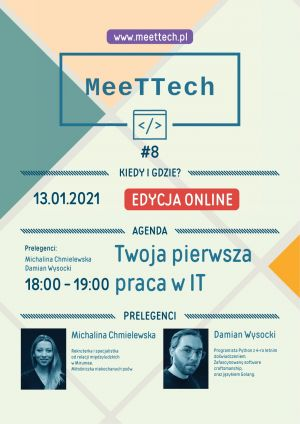 Chcesz zostać informatykiem? Weź udział w MeeTTech Piła!